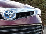 2013 Toyota Avalon Hybrid  -  First Drive, 10/2012