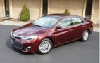 Will Your Next Limo Be A Toyota Avalon Hybrid?