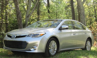 2013 Toyota Avalon Photos