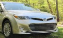 2013 Toyota Avalon Hybrid, Catskill Mountains, NY, May 2013