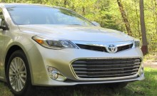 2013 Toyota Avalon Hybrid Photos