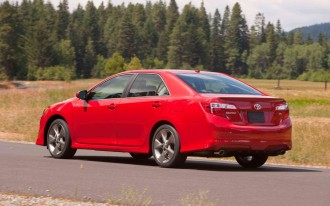 Camry Loses CR Recommended Status, Audi Among Most Reliable Brands