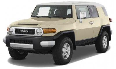 2013 Toyota FJ Cruiser Photos