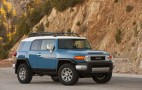 Toyota FJ Cruiser Recall Affects 209,000 SUVs