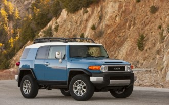 2007-2013 Toyota FJ Cruiser Recalled For Headlights