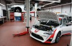 TMG Announces Plans For Toyota GT 86 Rally Car