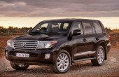 2013 Toyota Land Cruiser Photos