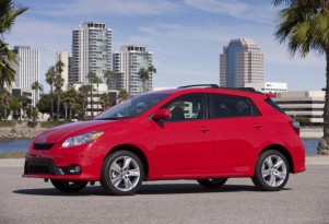 2013 Toyota Matrix: Last Model Year In U.S. For Compact Hatchback