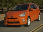 2012 Toyota Prius C, frame from 1-minute teaser video