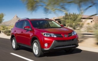 2013 Toyota RAV4: First Drive and Video Road Test