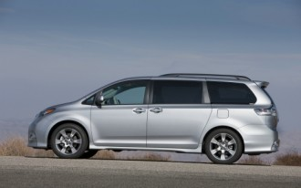 2013 Toyota Models Priced - And Four-Cylinder Sienna Goes Away