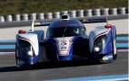 2013 Toyota TS030 Hybrid Le Mans Prototype Makes Debut