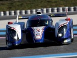 2013 Toyota TS030 Hybrid Le Mans prototype