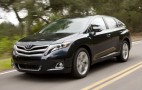 2013 Toyota Venza Preview: 2012 New York Auto Show