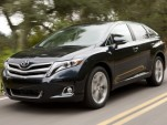2013 Toyota Venza, 2013 Buick Enclave Preview: 2012 New York Auto Show