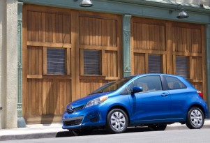 Toyota Excited By Next Mazda-Based Yaris Small Car