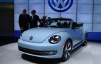 2013 Volkswagen Beetle Convertible Live Images: 2012 Los Angeles Auto Show