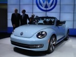 2013 Volkswagen Beetle Convertible live photos, 2012 L.A. Auto Show