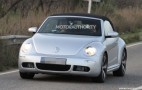 2013 VW Beetle Convertible Launching With Three Special Editions