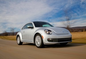 2013 Volkswagen Beetle TDI Coupe Pricing Announced