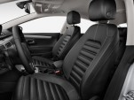 2013 Volkswagen CC 4-door Sedan Sport Plus Front Seats