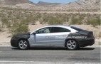 2013 Volkswagen CC Facelift Spy Shots