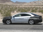 2013 Volkswagen CC spy shots