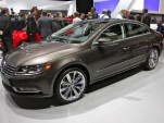2013 Volkswagen CC: Mid-Size Luxury Sedan Debuts At 2011 Los Angeles Auto Show