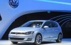 VW Unveils High-Mileage Diesel Golf In Paris That The U.S. Won't Get