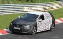 2014 Volkswagen Golf GTI (MkVII) spy shots
