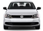 2013 Volkswagen Jetta Sedan 4-door Auto S Front Exterior View