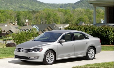 2013 Volkswagen Passat Photos