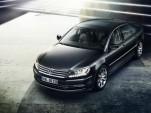2013 Volkswagen Phaeton (European spec)