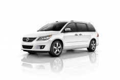 2013 Volkswagen Routan