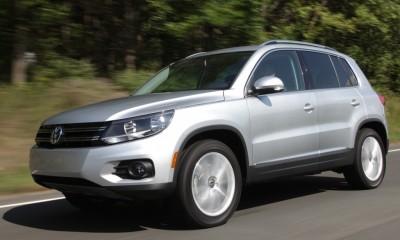 2013 Volkswagen Tiguan Photos