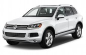 2013 Volkswagen Touareg Photos