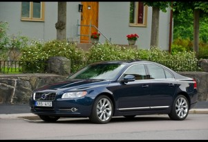 2011-2013 Volvo S80 Recalled For Transmission Software Glitch