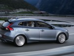 2013 Volvo V40 leaked
