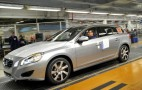 2013 Volvo V60 Diesel Plug-In Hybrid Begins Production