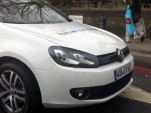 2013 VW Golf Blue-e-motion prototype