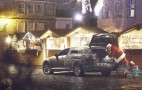 Look Whos Using The New XF Sportbrake In Jaguars Christmas Card