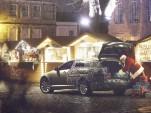 2013 XF Sportbrake teased in Jaguar Christmas card