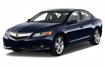 2014 Acura ILX 4-door Sedan 2.0L Tech Pkg Angular Front Exterior View