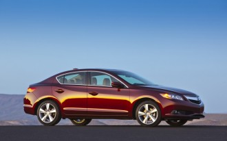 Acura ILX Recalled for Too-Hot Headlamps