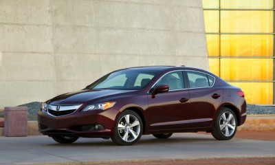2014 Acura ILX Photos