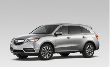 2014 Acura MDX Photos