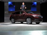 2014 Acura MDX Video Preview