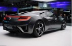 Updated Acura NSX Concept Live Photos: 2013 Detroit Auto Show