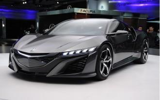 Acura NSX Update, Domestic Brands, 2014 Cadillac XTS: Car News Headlines
