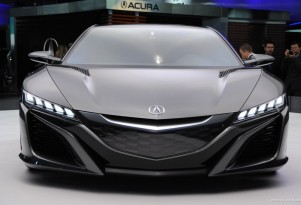 Acura Supercar on 2014 Acura Nsx Concept